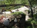 Control arqueológico obras Puente de Sabiñánigo (Huesca). Antonio Alagón. ARQUEOPLUS ©