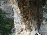 Portal de Cunarda. S. Guara (Huesca). A. Alagón ARQUEOPLUS.